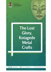 Kejayaan yang Hilang, Kerajinan Logam Kotagede