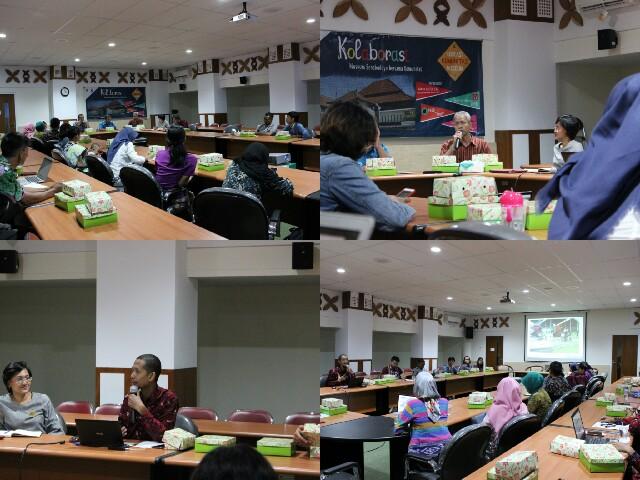 Diskusi Kolaborasi Museum Sonobudoyo dengan Komunitas
