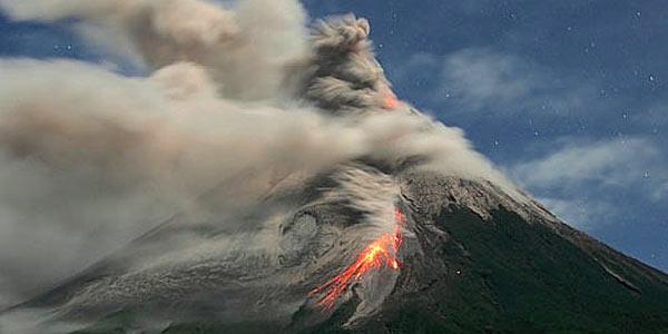 Dampak Erupsi Gunung Merapi Terhadab Museum Sonobudoyo