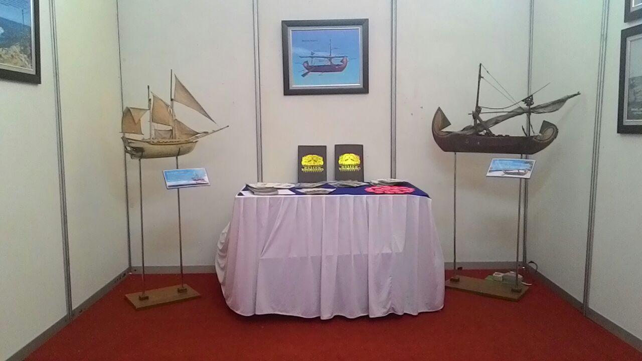 """Pameran Bersama Museum Se-Indonesia 2015  Dalam Rangka HUT Taman Mini """"Indonesia Indah"""" Ke-40"""