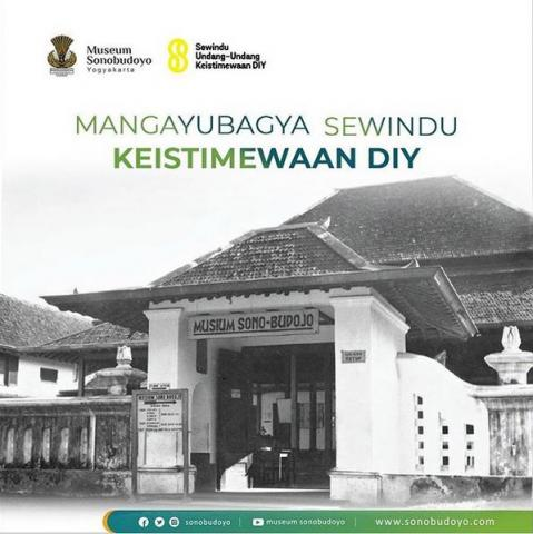 Mangayubagya Sewindu Keistimewaan DIY