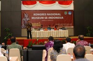 Kongres Nasional Museum 2013 di Maluku Utara