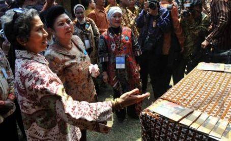 Museum Sonobudoyo Pameran di Seasons City Trade Mall Jakarta