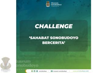 Challenge: Sahabat Sonobudoyo Bercerita
