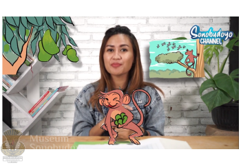 Dongeng Animasi di Channel Museum Sonobudoyo