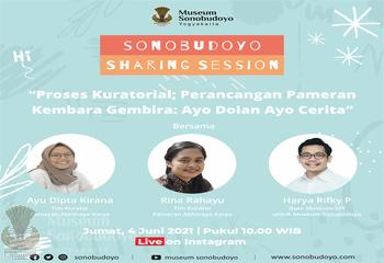 Sharing Session Abhinaya Karya, Kembara Gembira:  Ayo Dolan! Ayo Cerita!